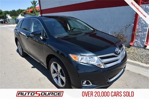 2015 Toyota Venza for sale in Boise, ID