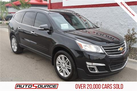 2015 Chevrolet Traverse for sale in Boise, ID