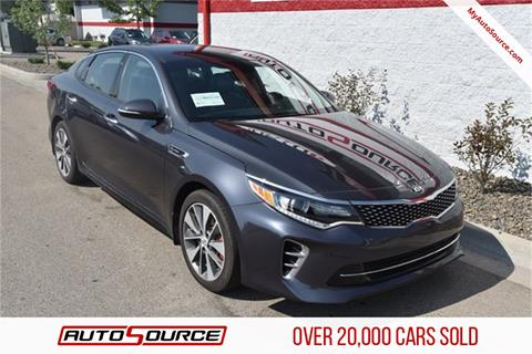 2016 Kia Optima for sale in Boise, ID