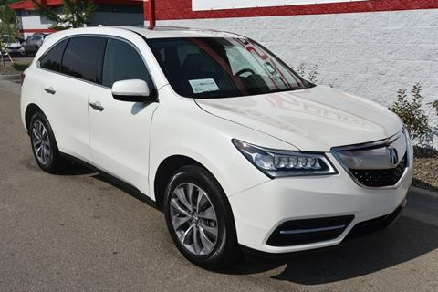 2016 Acura MDX for sale in Boise, ID