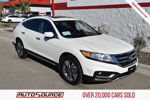 2015 Honda Crosstour for sale in Boise, ID