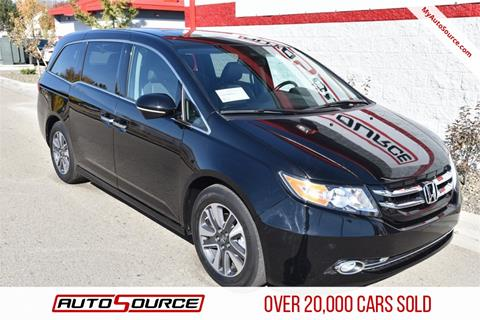 2016 Honda Odyssey for sale in Boise, ID