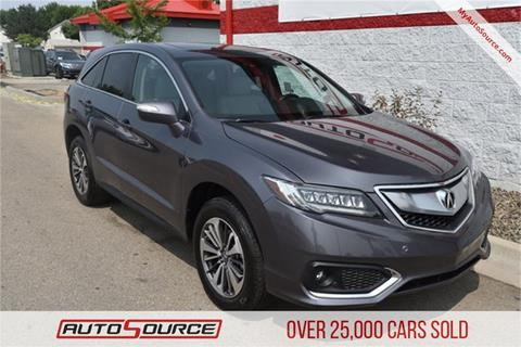 2017 Acura RDX for sale in Boise, ID