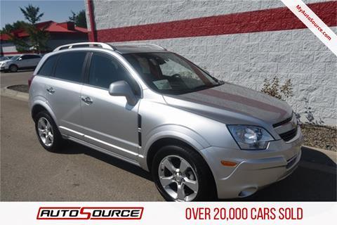 2014 Chevrolet Captiva Sport for sale in Boise, ID