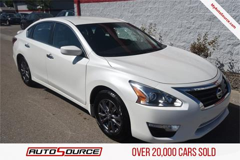 2015 Nissan Altima for sale in Boise, ID