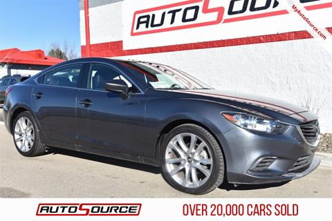 2016 Mazda MAZDA6 for sale in Boise, ID