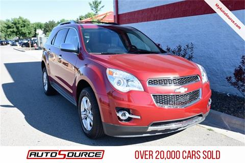 2013 Chevrolet Equinox for sale in Boise, ID