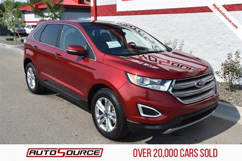 2015 Ford Edge for sale in Boise, ID