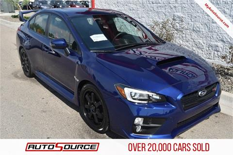 2017 Subaru WRX for sale in Boise, ID