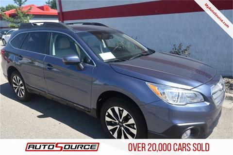 2016 Subaru Outback for sale in Boise, ID
