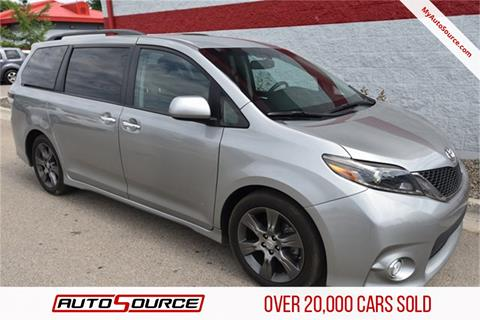 2015 Toyota Sienna for sale in Boise, ID