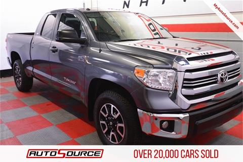2016 Toyota Tundra for sale in Boise, ID