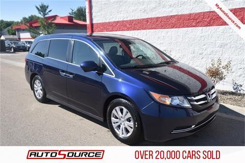 2015 Honda Odyssey for sale in Boise, ID