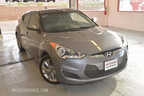 2016 Hyundai Veloster for sale in Boise, ID