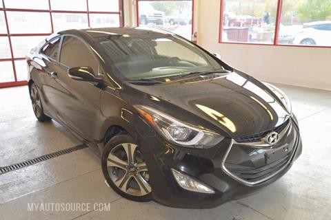 2014 Hyundai Elantra Coupe for sale in Boise, ID