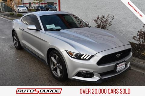 2016 Ford Mustang for sale in Boise, ID