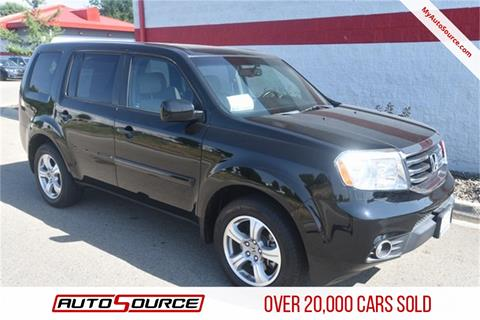 2014 Honda Pilot for sale in Boise, ID