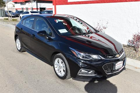 2017 Chevrolet Cruze for sale in Boise, ID