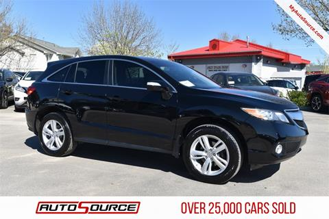 2015 Acura RDX for sale in Boise, ID