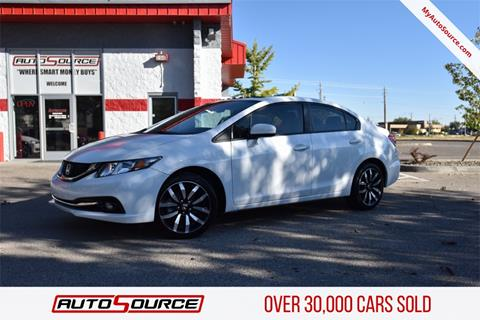 2015 Honda Civic for sale in Boise, ID