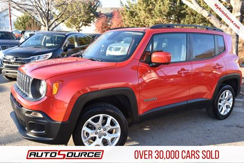 2016 Jeep Renegade for sale in Boise, ID