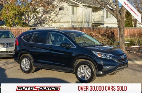 2016 Honda CR-V for sale in Boise, ID