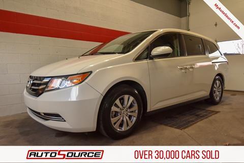2016 Honda Odyssey for sale in Boise, ID