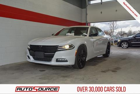 2016 Dodge Charger For Sale In Boise Id Carsforsale Com
