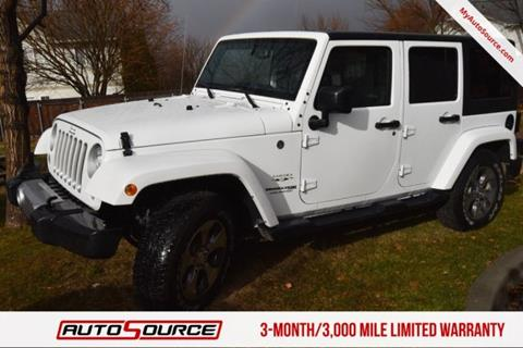 2018 Jeep Wrangler Unlimited for sale in Boise, ID