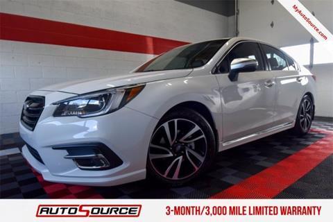 2018 Subaru Legacy for sale in Boise, ID