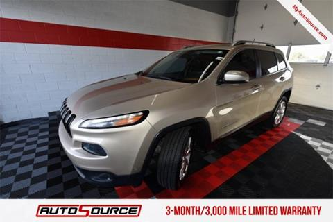 2014 Jeep Cherokee for sale in Boise, ID