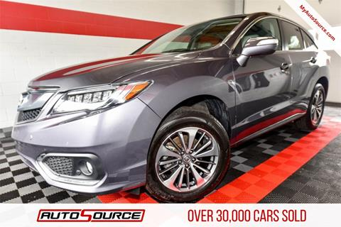 2018 Acura RDX for sale in Boise, ID