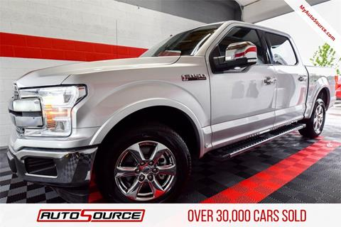 2019 Ford F-150 for sale in Boise, ID