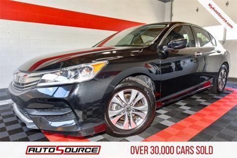 2017 Honda Accord for sale in Boise, ID