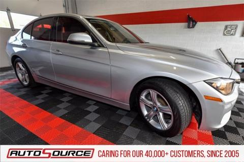 2015 BMW 3 Series for sale in Boise, ID