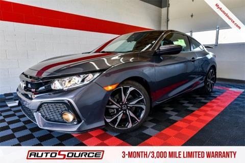 2018 Honda Civic for sale in Boise, ID