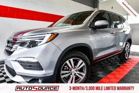 2017 Honda Pilot for sale in Boise, ID