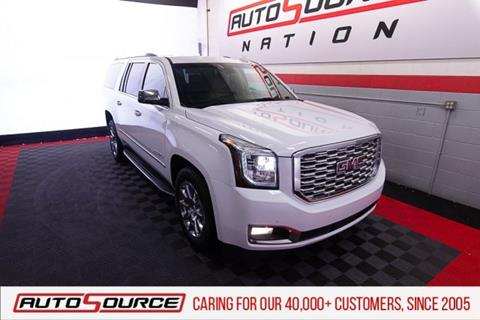 2017 GMC Yukon XL for sale in Boise, ID