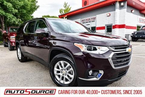 2019 Chevrolet Traverse for sale in Boise, ID