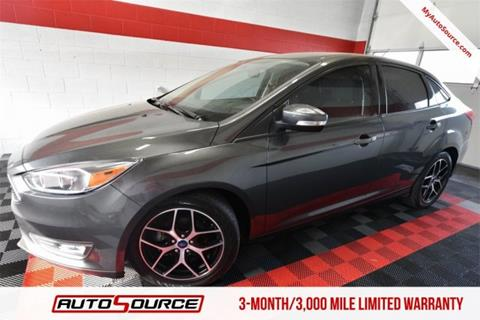 2017 Ford Focus for sale in Boise, ID
