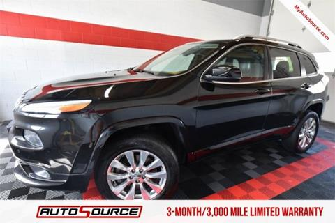 2016 Jeep Cherokee for sale in Boise, ID