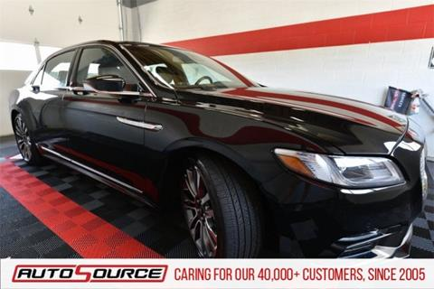 2019 Lincoln Continental for sale in Boise, ID