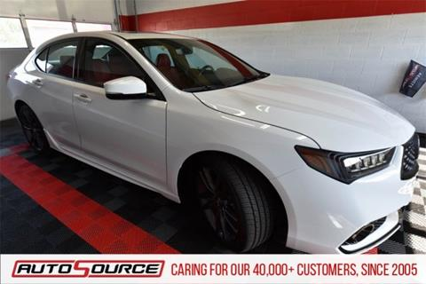 2019 Acura TLX for sale in Boise, ID