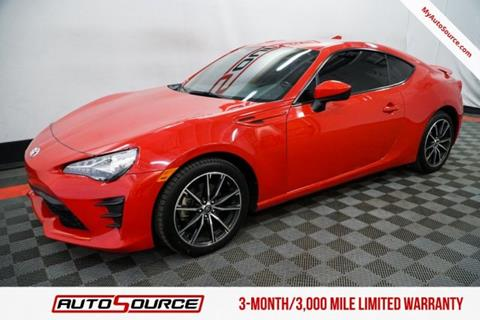 2017 Toyota 86 for sale in Boise, ID