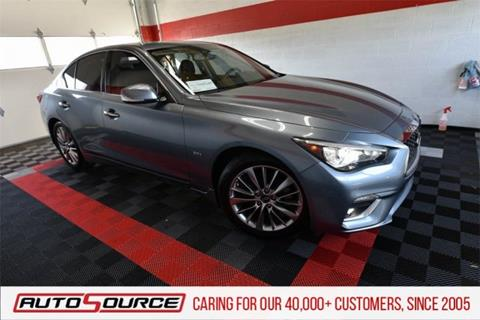 2018 Infiniti Q50 for sale in Boise, ID