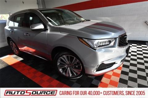 2017 Acura MDX for sale in Boise, ID