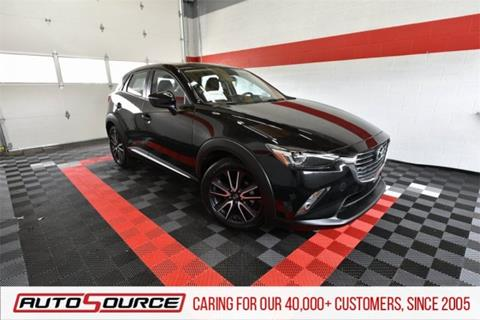 2017 Mazda CX-3 for sale in Boise, ID