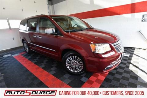 2016 Chrysler Town and Country for sale in Boise, ID