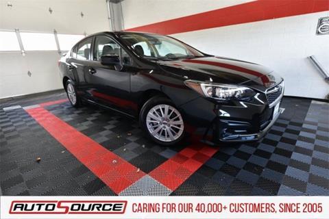 2017 Subaru Impreza for sale in Boise, ID