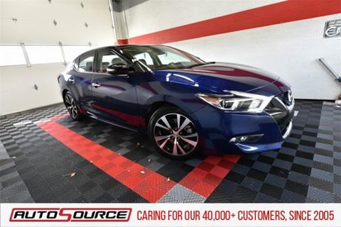 2017 Nissan Maxima for sale in Boise, ID